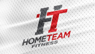 Home Team Fitness Logo