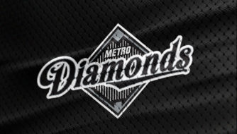 Metro Diamonds Logo