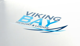 Viking Bay Logo