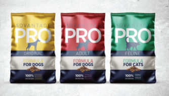 ANF Pet Food Packaging