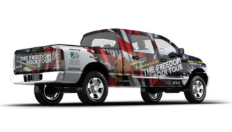 The Freedom Rock Truck