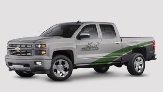 Iowa Select Farms Silverado Wraps
