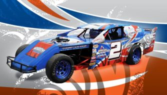 Jerid Ratzke Race car