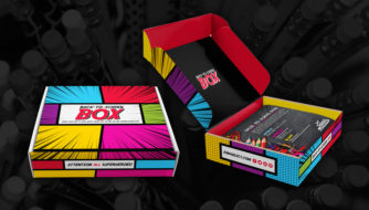 Back to School Bash Boxes